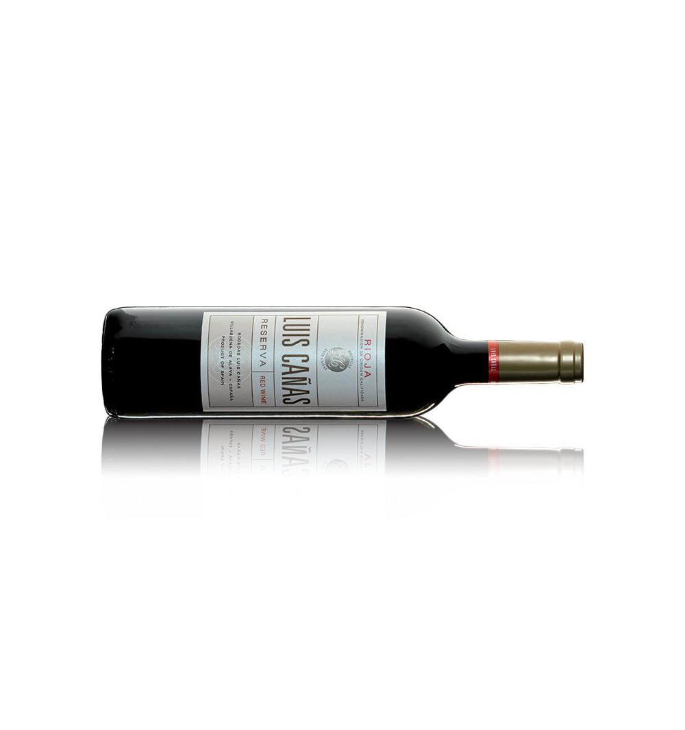 Luis Cañas Reserva (500 ml)