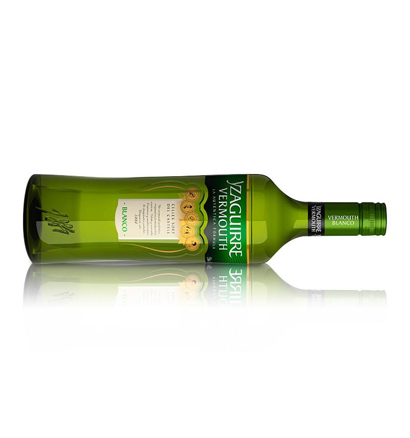 Vermouth Izaguirre Blanco (1L) - Gratis 4 tónicas herbales