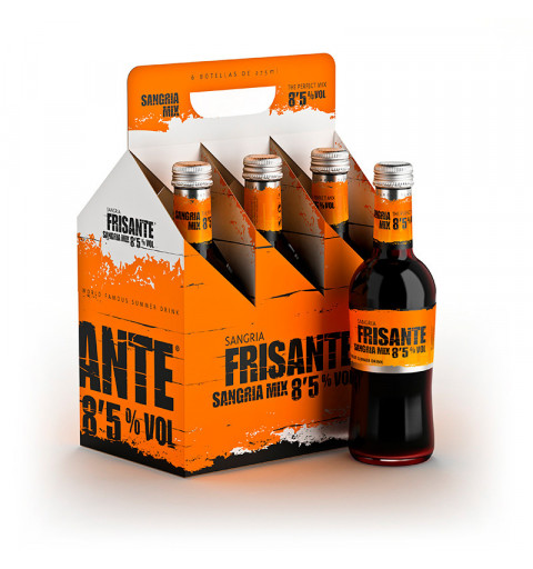 Sangría Frisante (275 ml) - Pack x6