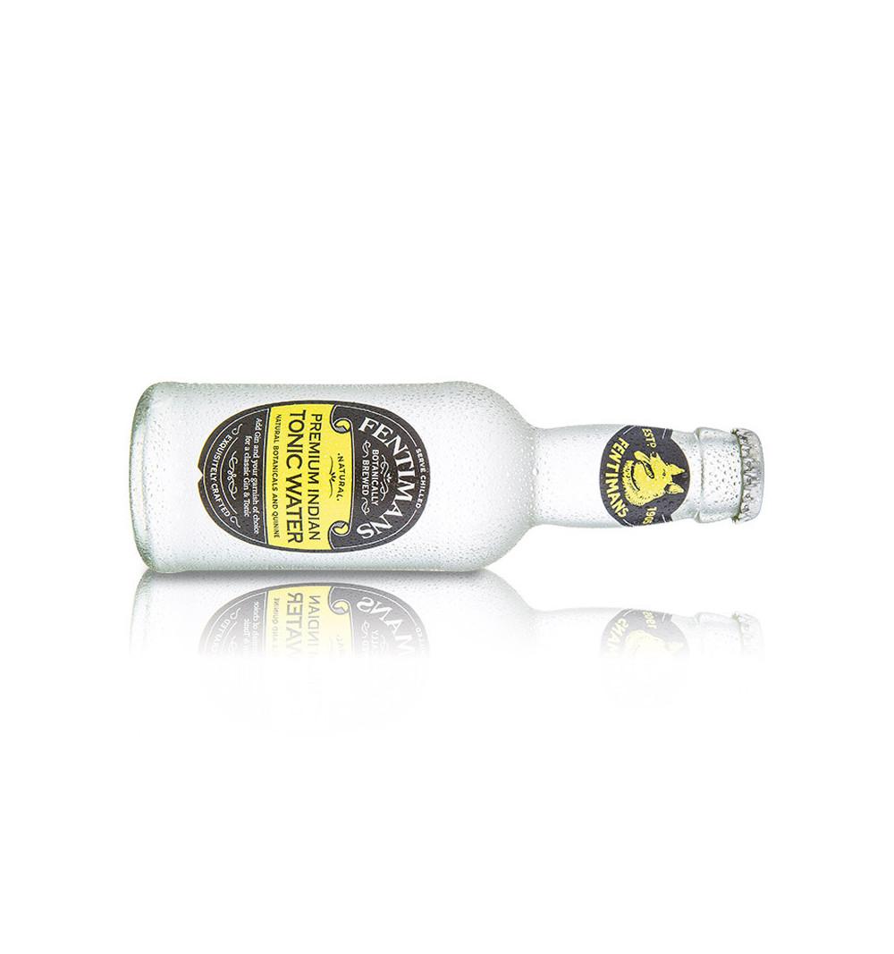 Fentimans Agua Tónica Indian (200 ml) - Pack x4