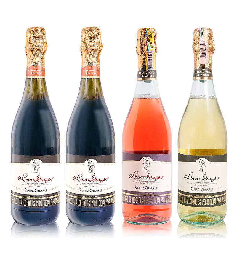 Vermouth Yzaguirre Rojo (1000 ml) + Cantina Colli Euganei Prosecco Extra Seco (750ml)