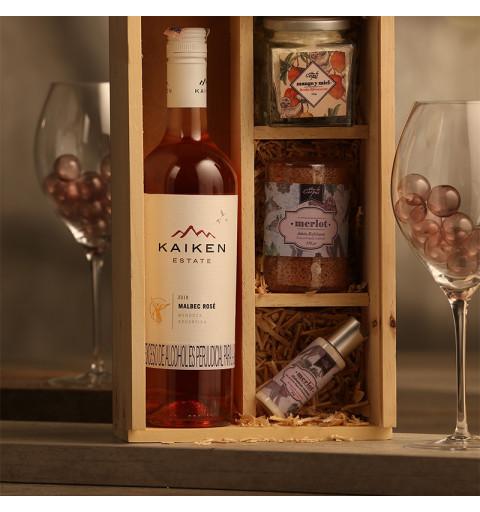 El vino es mujer...
