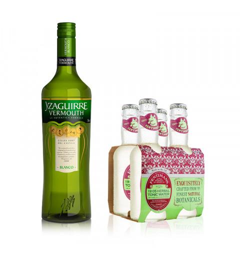 Vermouth Yzaguirre Blanco +...