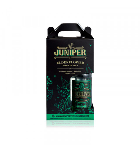 Juniper Agua Tónica Eldeflower