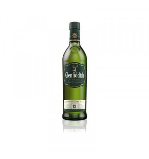 Whisky - Glenfiddich 12 años 750 ml