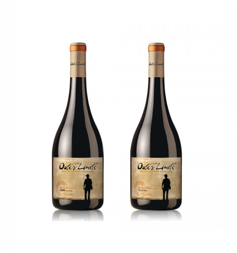 Vino Tinto - Montes Outer Limits CGM + Montes Outer Limits Pinot Noir