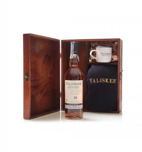 Whisky - Talisker Empaque