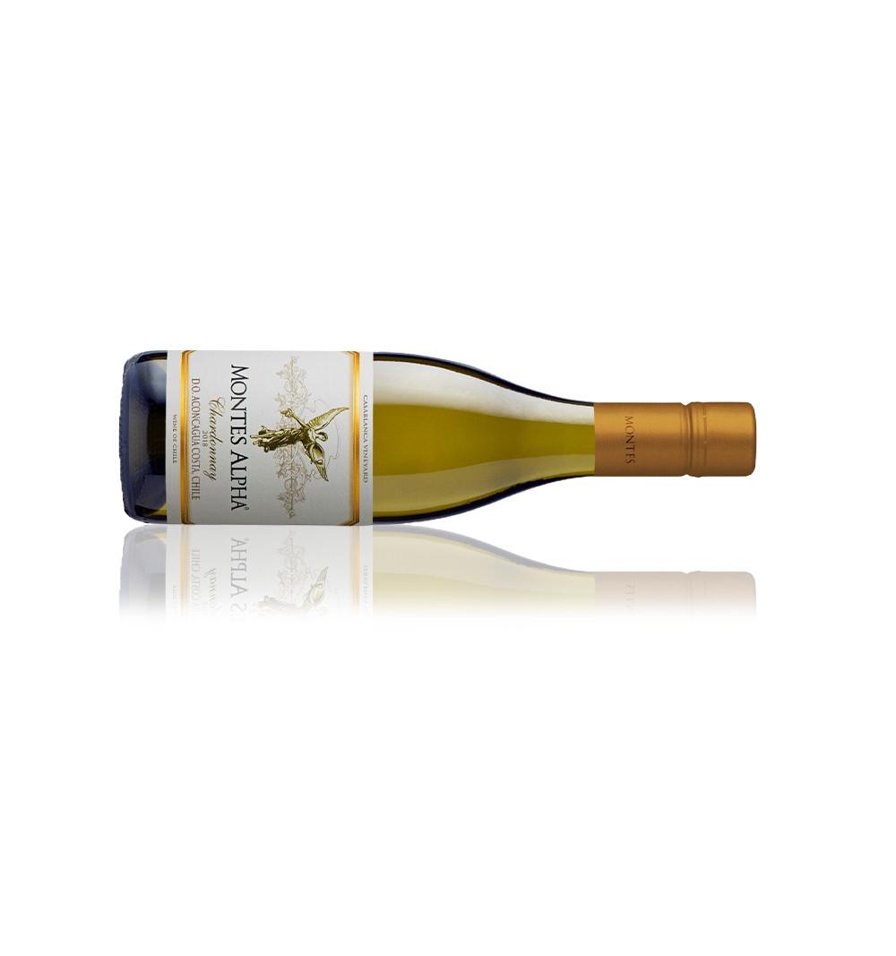 Montes Alpha Chardonnay (375 ml)