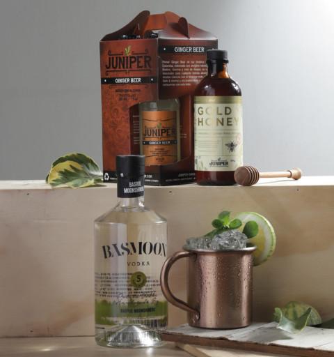 Cocktail Time - Vodka Basmoon