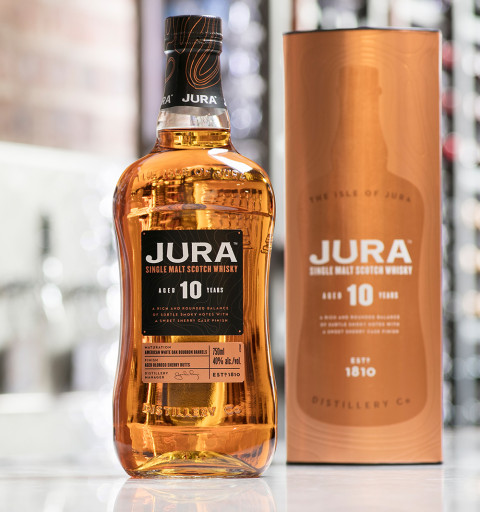 JURA 10 YO Single Malt Scotch WHISKY