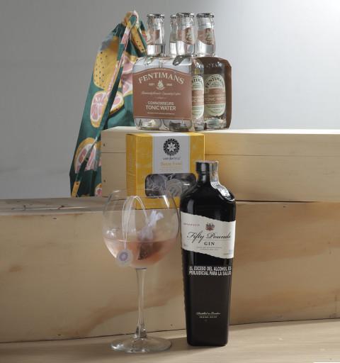 Cocktail Time - Tea Tonic -...