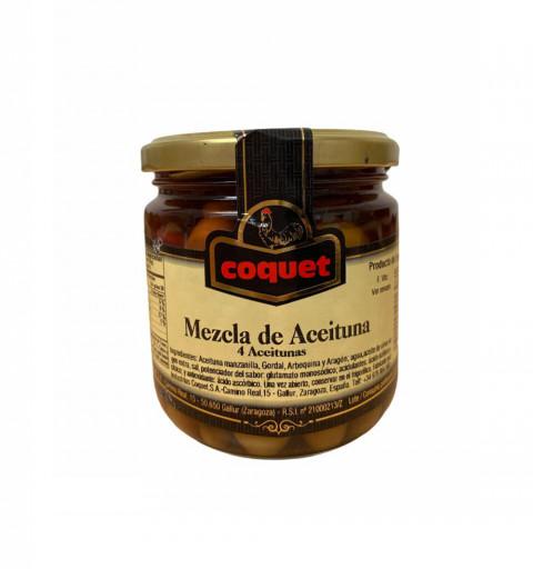 Mezcla de Aceitunas