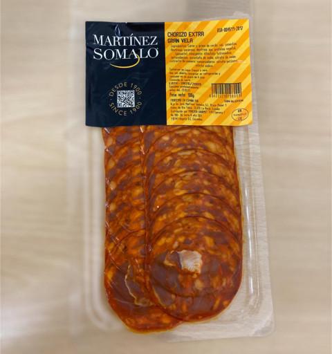 Chorizo Extra-vela