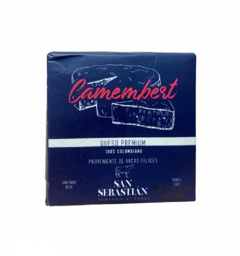 Queso Camembert San Sebastián