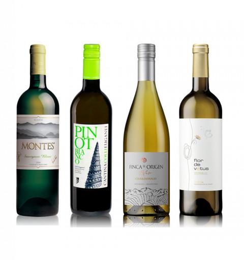 Kit vinos blancos: Montes...