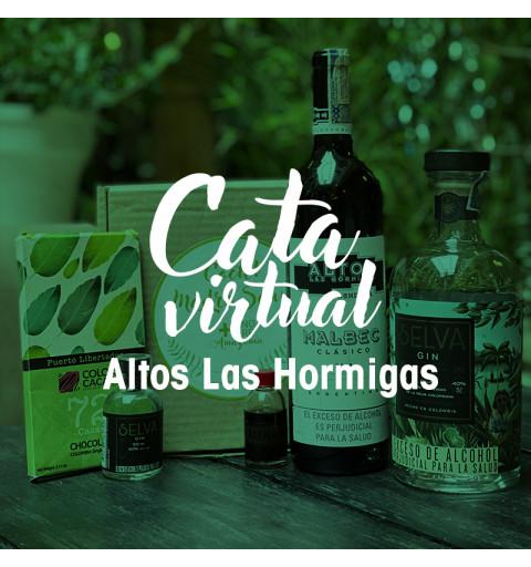Cata Virtual Altos Las Hormigas
