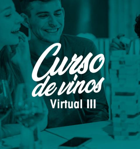 Curso de vinos Virtual III