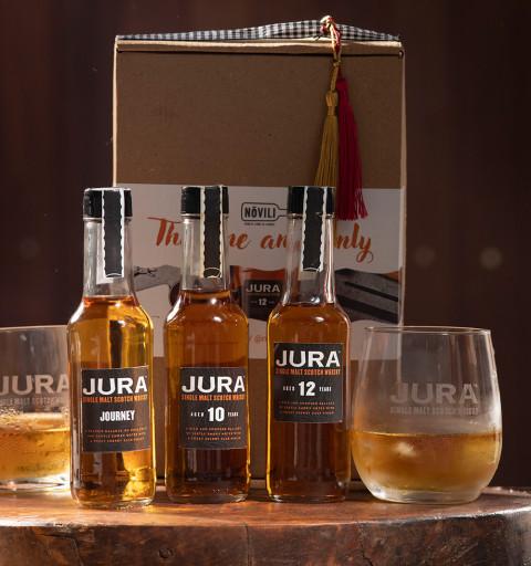 Viaje virtual a Jura