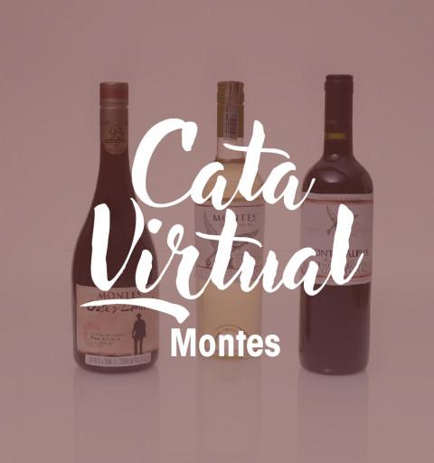 Cata virtual con Montes