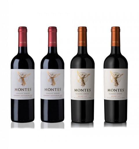 4 Montes Classic 750 ml...