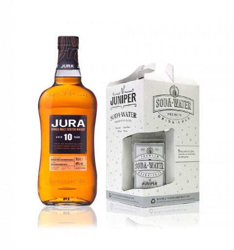 JURA 10 YO Single Malt...