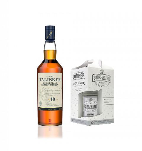 Whisky Talisker + GRATIS...