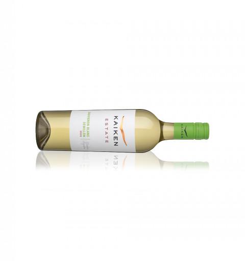 Vino blanco Kaiken...