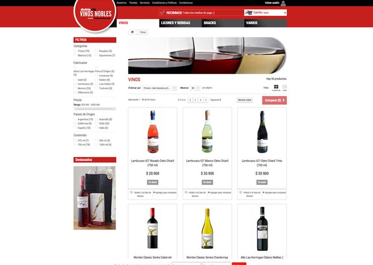 ca1cf71858b8 Las 5 mejores tiendas Online para comprar vino en Colombia