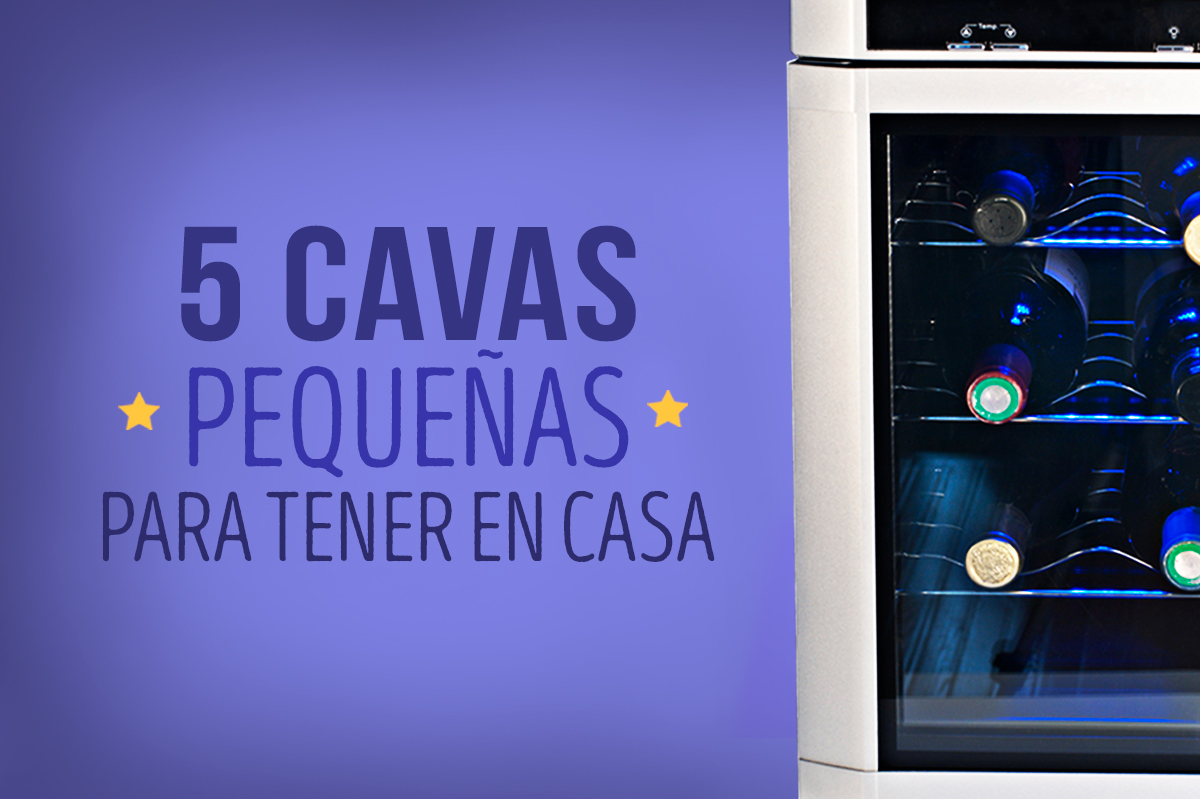 5 cavas refrigeradas peque as para tener en casa con celas - Cavas de vino para casa ...