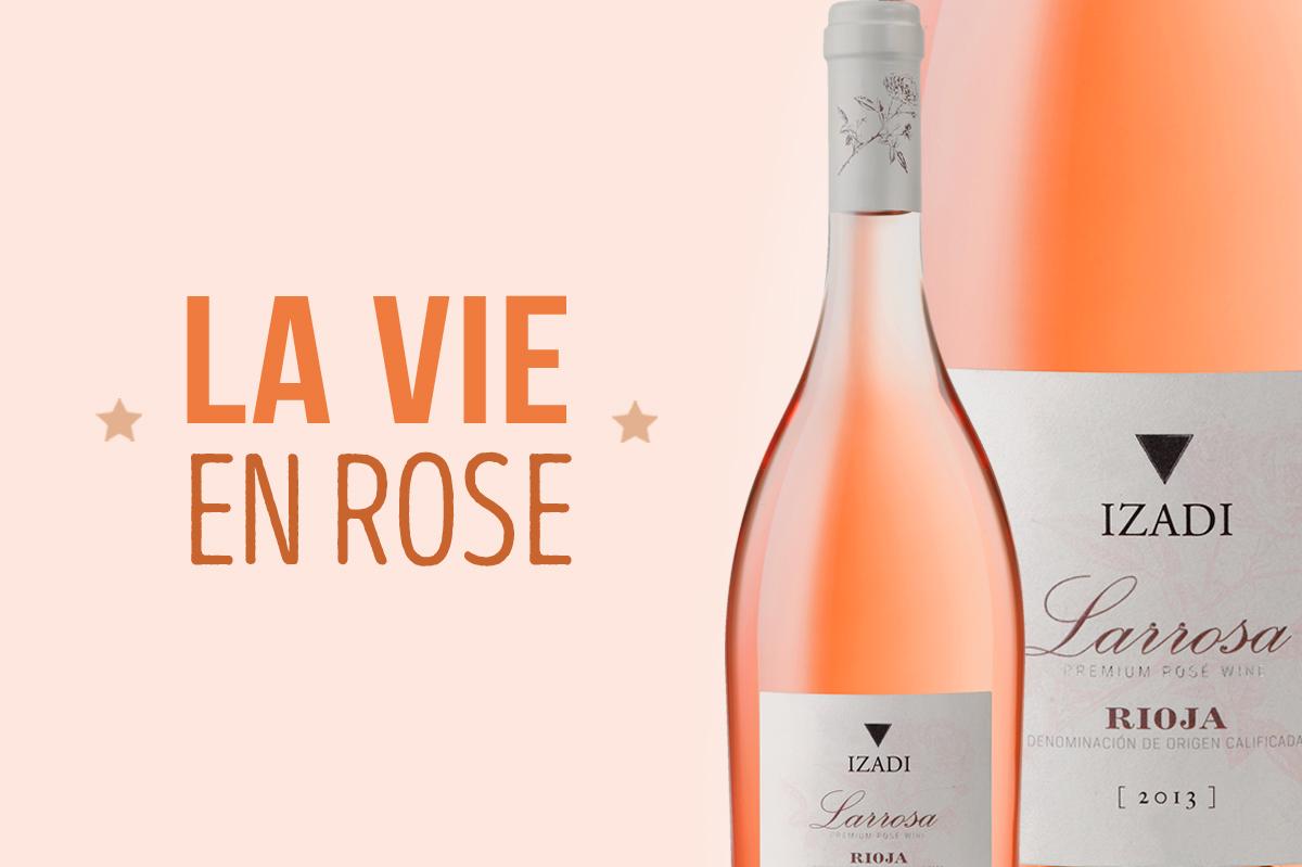 Novili La Vie en Rose