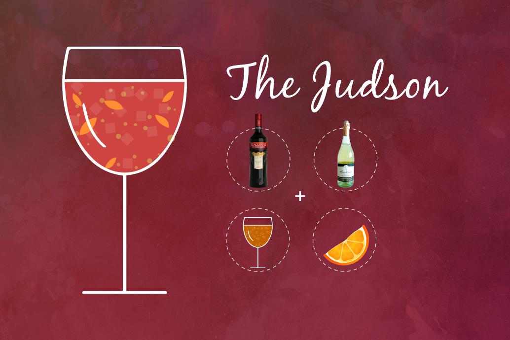 Cóctel The judson