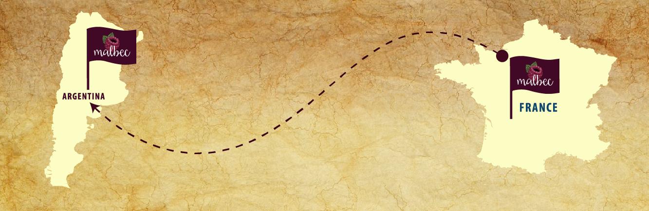 La ruta del malbec