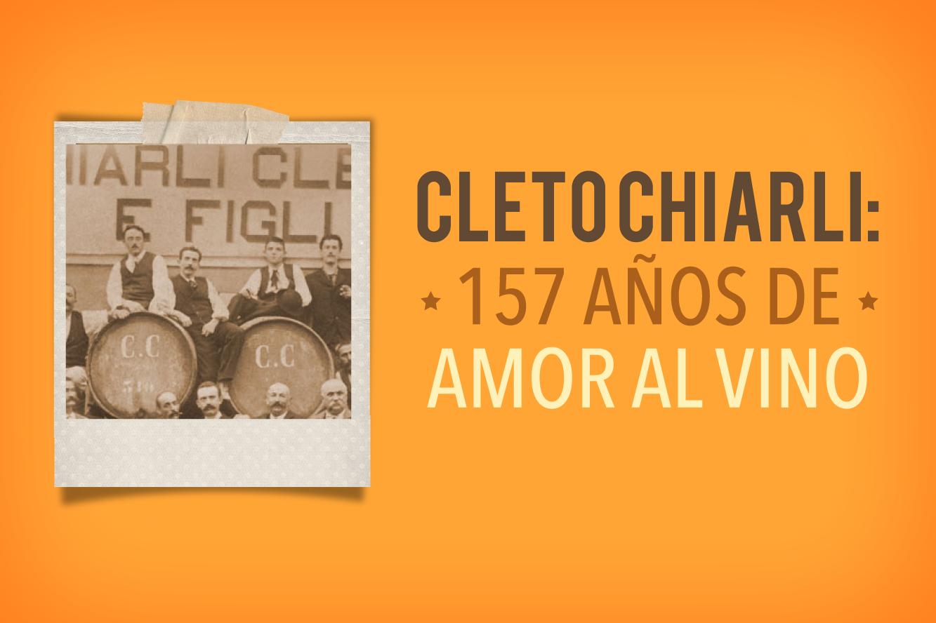 La historia de Cleto Chiarli