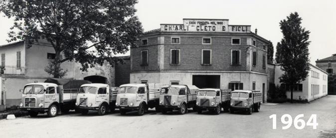 Bodegas Cleto Chiarli 1964