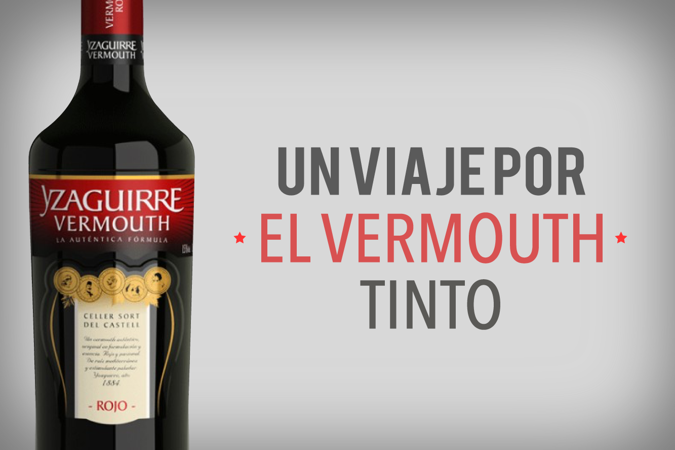 Vermouth Rojo Clásico
