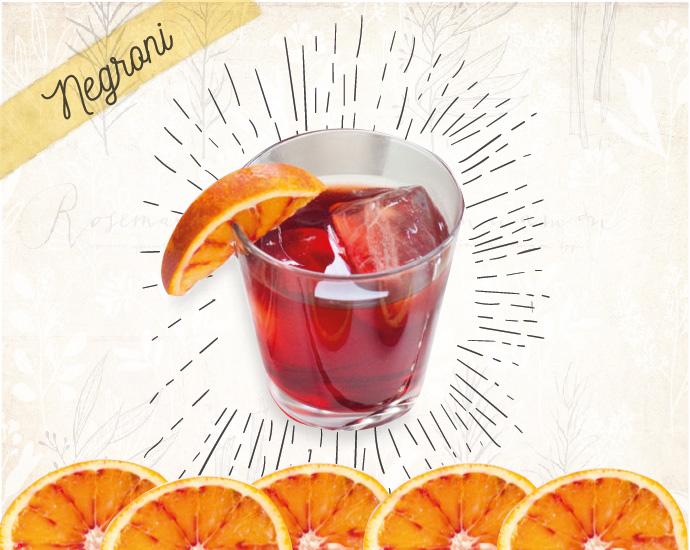 Cóctel y Vermouth: Negroni