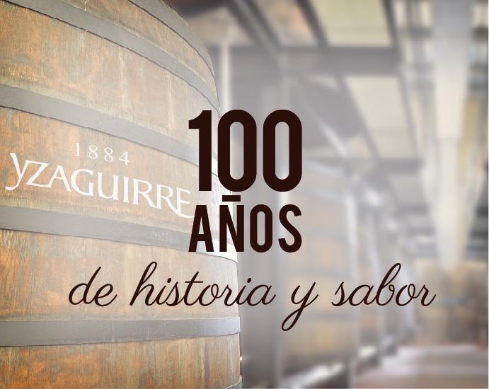 100 años de historia y vermouth