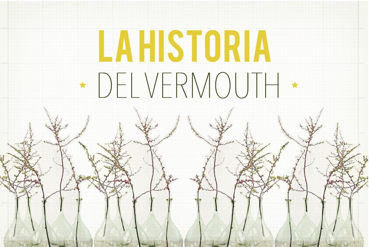 La historia del Vermouth