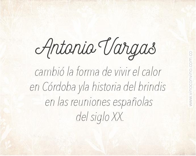 """Antonio Vargas-""""'Venta de Vargas"""""""
