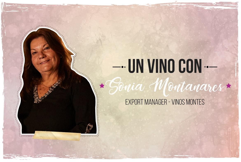 Daniel Calle conversa con Sonia Montanares Gerente de Exportaciones de la Bodega Montes