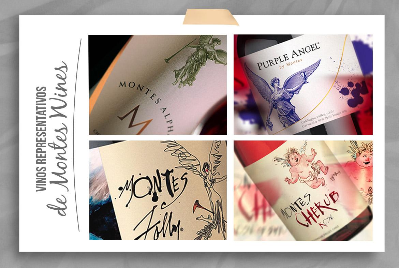 Datos curiosos en etiquetas de vinos