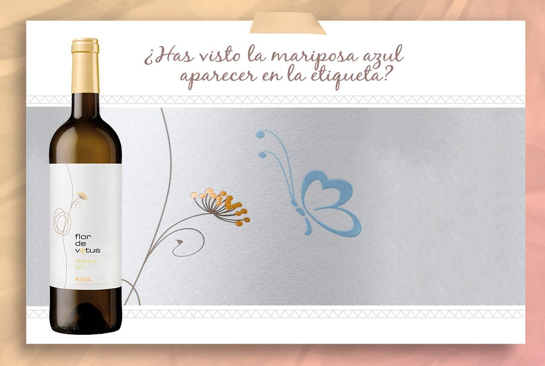 Datos escondidos en etiquetas de vinos