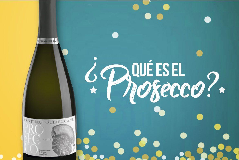 Sabes ¿ qué es el Prosecco?