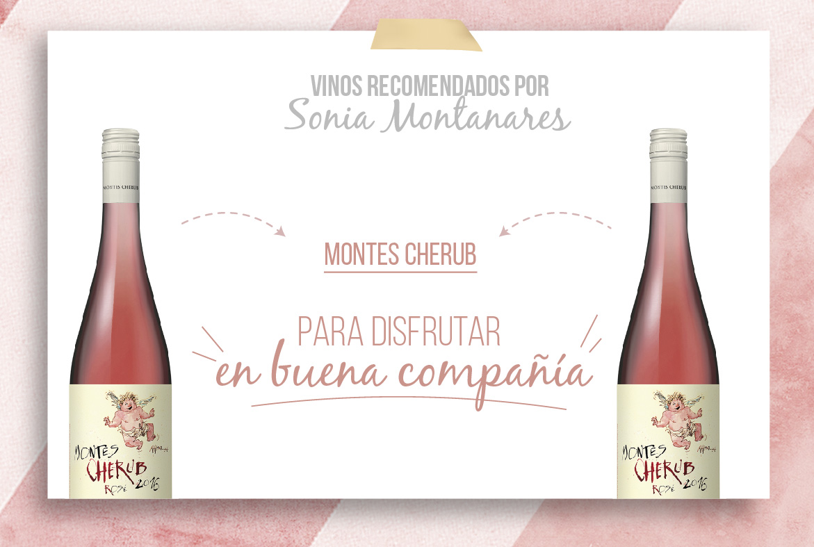 Cherub Rosé: un vino para celebrar en pareja
