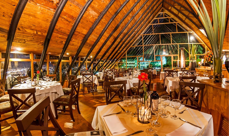 Restaurante para celebrar San Valentín