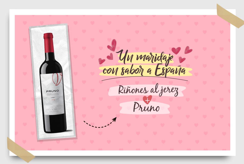 Celebrar San Valentín con un maridaje con sabor a España