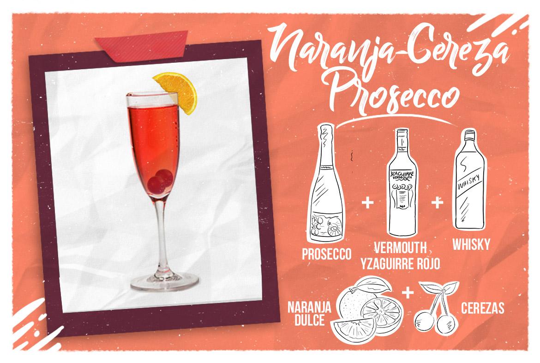 Naranja-Cereza Prosecco