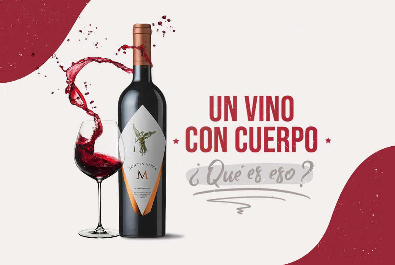 ¿Qué es el cuerpo del vino? ¡Te lo explicamos fácil!