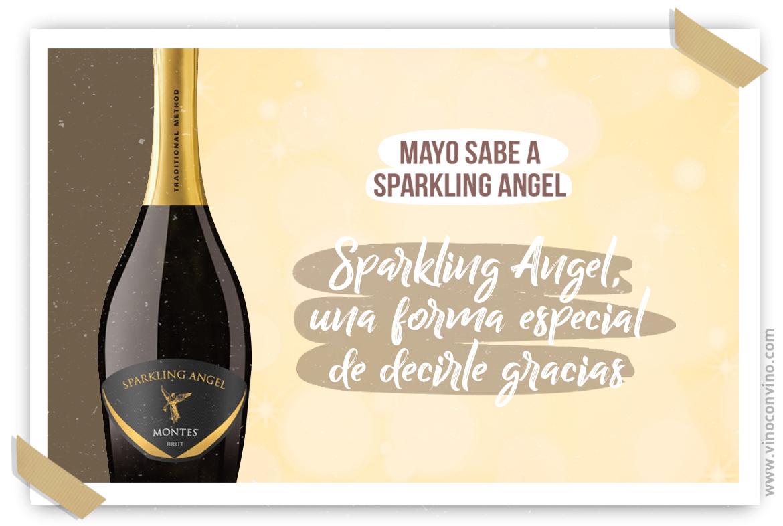 Regala a mamá: Sparkling Angel