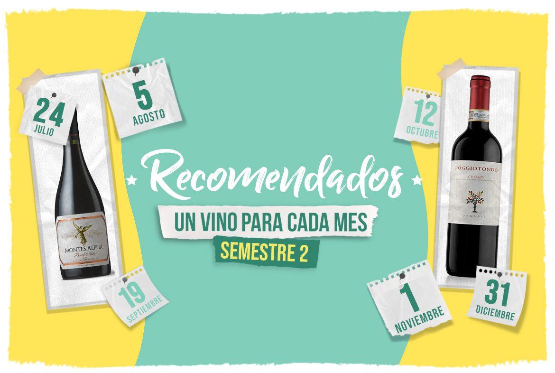 Vinos recomendados (parte II)